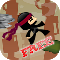 Vertical Ninja Jump FREE icon