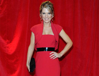 Charlotte Hawkins set for Strictly Come Dancing