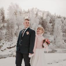 Wedding photographer Alla Mikityuk (allawed). Photo of 11.01.2019
