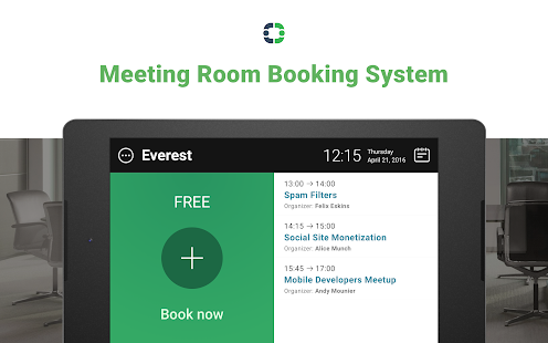 Free Conference Room Booking App