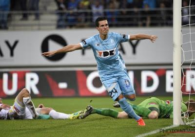 Westerlo kwam op voorsprong bij Gent, maar ging in de tweede helft ten onder