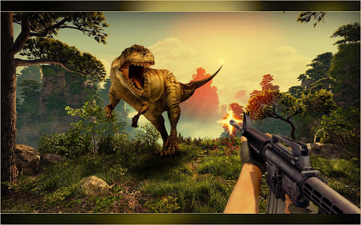 Real Dino Hunter - Jurassic Adventure Game for PC