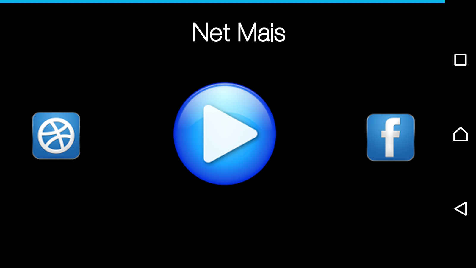 Net Mais WEBTV- screenshot