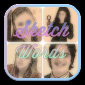 ChiquititasSketch Words