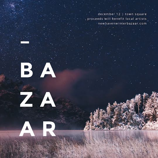 Winter Bazaar - Instagram Post Template
