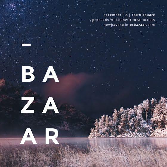 Winter Bazaar - Instagram Post Template