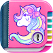Unicorn Diary for Girls - Androidアプリ