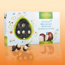 Abbildung Feine Schokoladen Ostereier