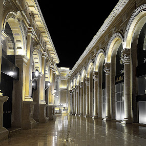 Alhazm Mall by Muhammad Ali - Buildings & Architecture Architectural Detail