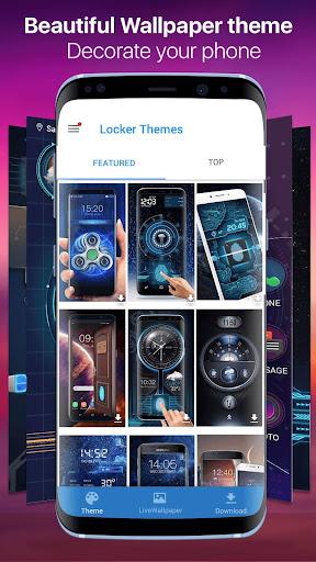 Prank Lock Screen Fingerprint&fingerprint scanner screenshot 5