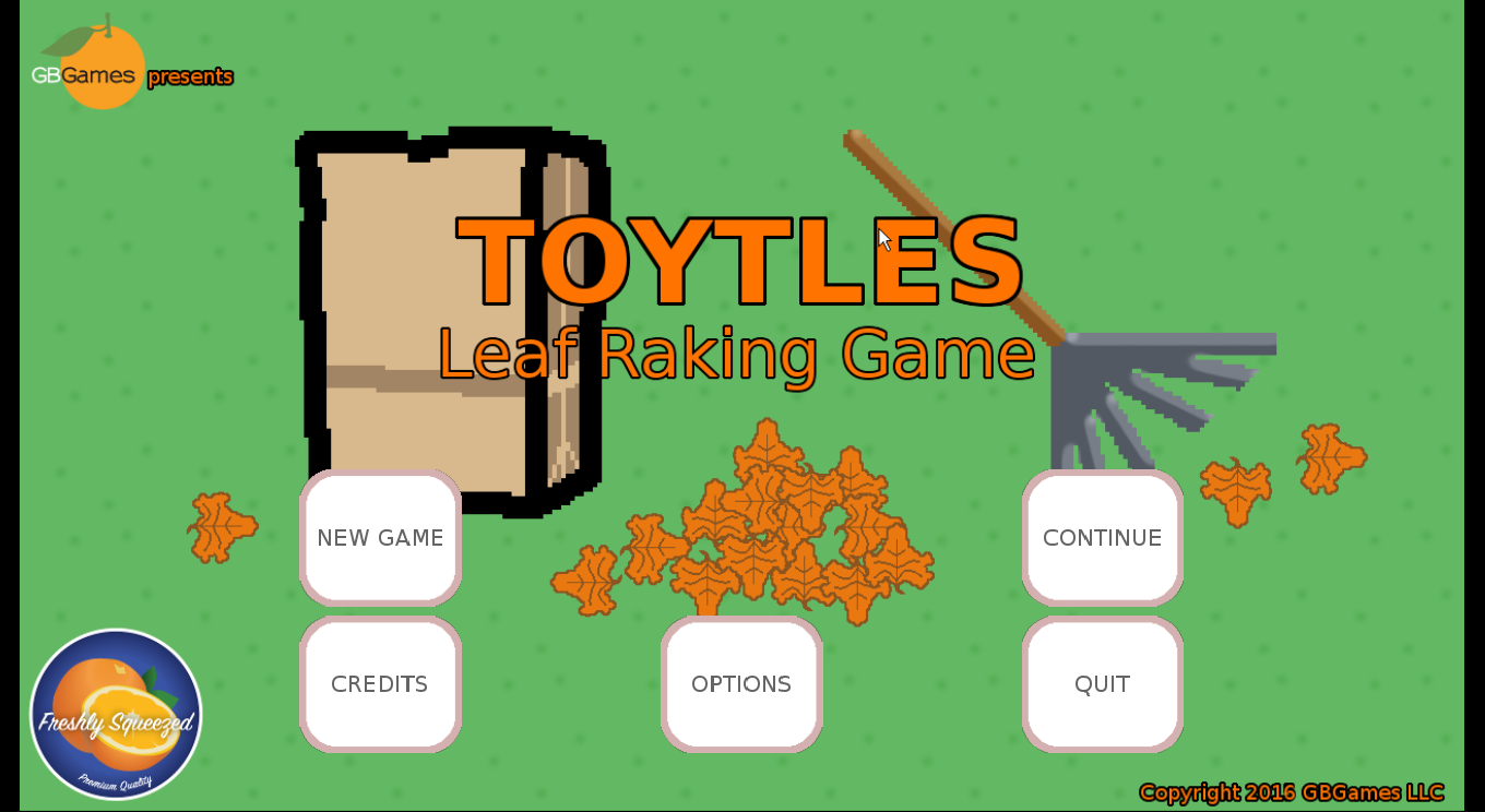 Toytles: Leaf Raking- screenshot