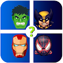 MCU Comic Quiz 2019 Guess Superheros and Villains icon