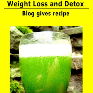 The Amazing Green Juice Recipe for Weight Loss and Detox