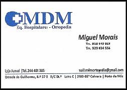 MDM Eq. Hospitalar