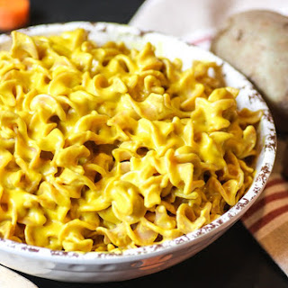 Vegan Macaroni And Cheese