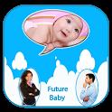 Baby Face Generator - Future Baby Predictor Prank icon