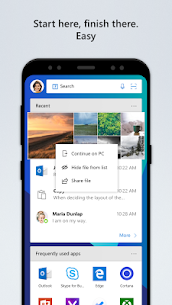 Microsoft Launcher 4.13.1.45876 Apk Free Download Latest Version 4