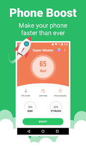Super Master - náhled