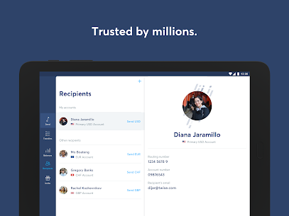 TransferWise Money Transfer Apk Download 10
