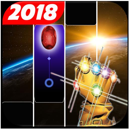 Infinity War Magic Tiles 9
