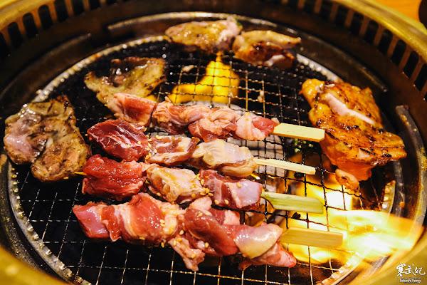牛角日本燒肉專門店-南港車站店