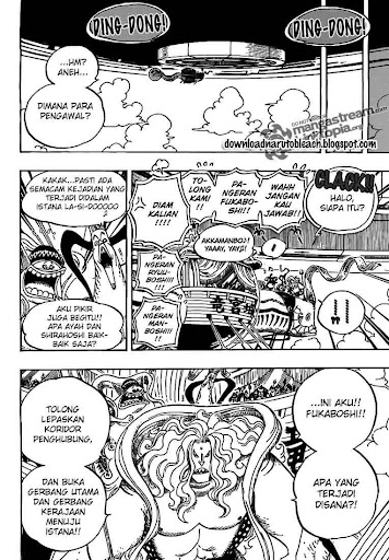 One Piece 614 page 06