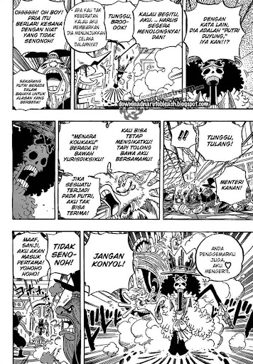 One Piece 614 page 14
