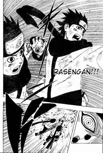 Naruto 428 page 6