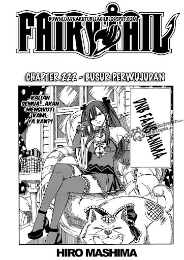 Fairy Tail 222 page 1...