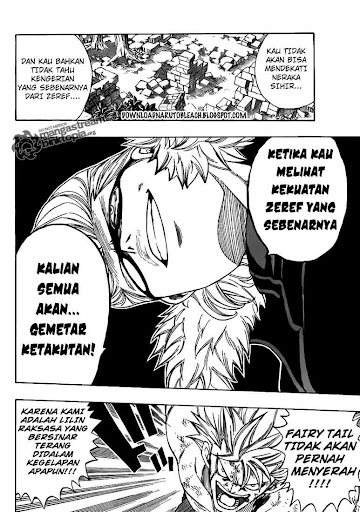 Fairy Tail 222 page 6...