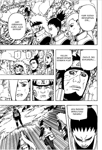 Anime Pictures: Naruto 531 Bahasa Indonesia, Naruto 532