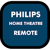 Philips Home Theater Remote