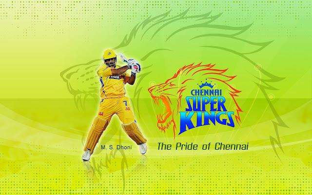 Chennai Super Kings Tab