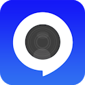 Live video chat icon