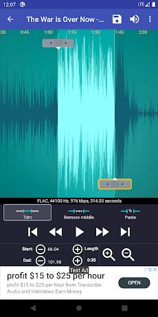 着メロメーカー - mp3音楽付きの無料着メロを作成するのおすすめ画像2