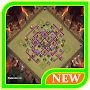 Defense Base Layouts Coc 2017 APK icon