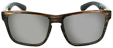 Optic Nerve Rumble Sunglasses - Shiny Driftwood Demi, Polarized Brown Lens with Silver Flash Mirror alternate image 1