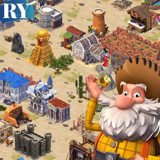 Goldrush: Westward Settlers! (game)