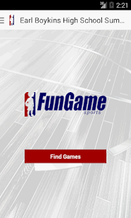 FunGame Sports - náhled