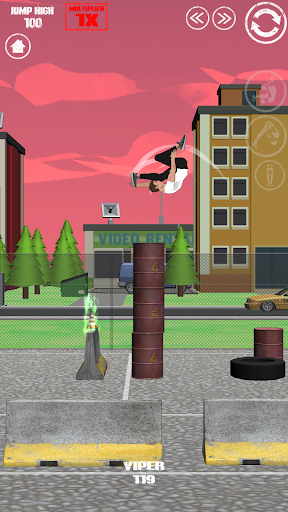SWAGFLIP - Parkour Origins screenshots 16