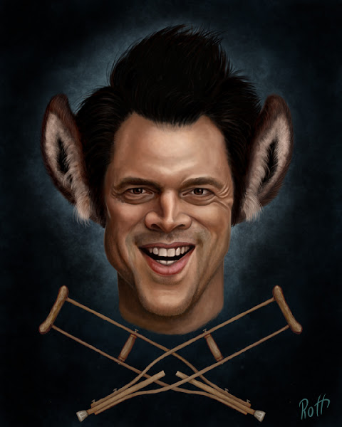 Photo: Johnny Knoxville