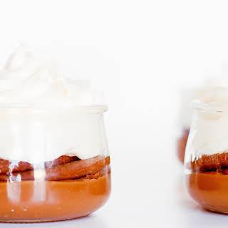 Dulce de Leche and Coffee Trifle   Doce da Casa.