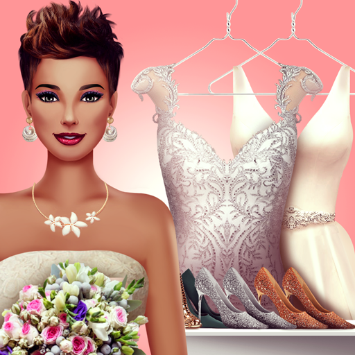 Super Wedding Stylist 2020 Dress Up & Makeup Salon Icon