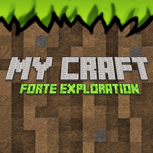 MyCraft: Forte Exploration 2.2 APK MOD