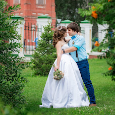 Wedding photographer Kseniya Krasheninnikova (Krasheninnikova). Photo of 01.04.2016