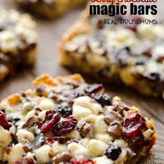 Berry Chocolate Magic Bars Recipe