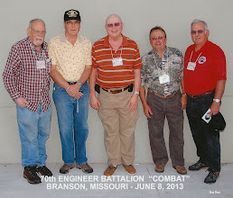 Photo: B Company Attendees