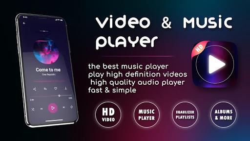 HD Video Player All Formats screenshot 1