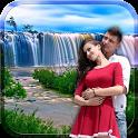 Waterfall Photo Frames-2 icon
