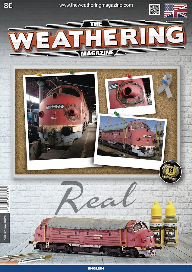The Weathering Magazine- screenshot